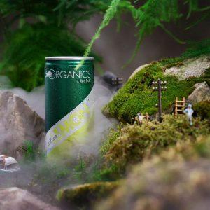 Zelina world spolupráca s Red Bull Organic
