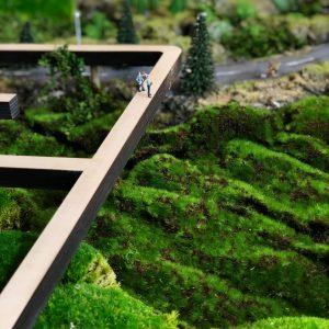 Zelina world rastlinné steny pre firmy