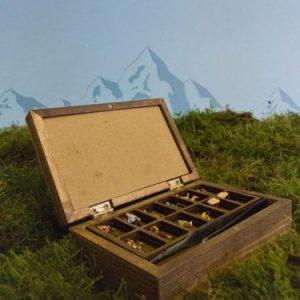 Zelina world krabička